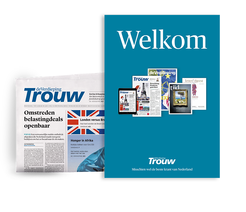 trouw nl digitale krant